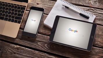 Google mobiele website test