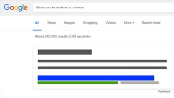Het belang van meta teksten voor je positie in Google