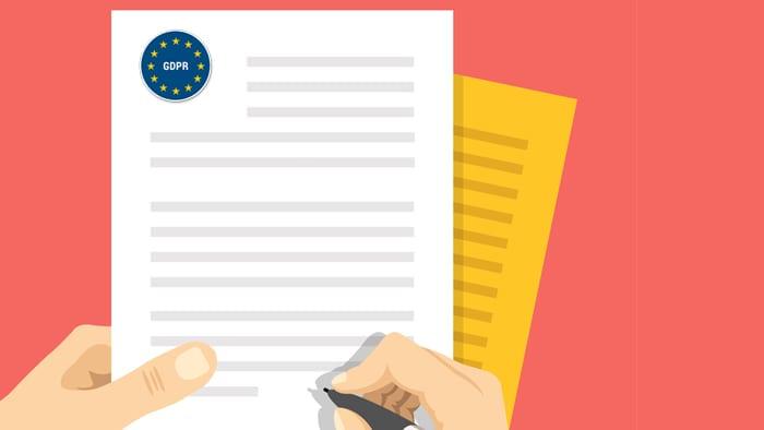 Tekenen verwerkersovereenkomst