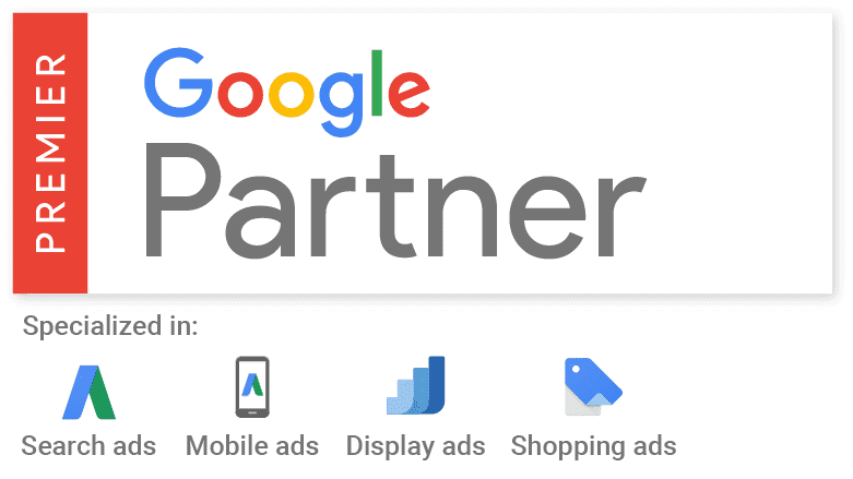 Searchflow is Google Premier Partner